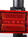 Rear Bike Light LED - Cycling Easy Carrying Warning AAA 100LM Lumens Battery Cycling/Bike Motocycle