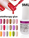 1PCS 9ml UV Color Gel Phototherapy Glue Nail Polish