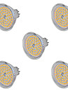 YWXLIGHT® 5pcs MR16(GU5.3) 9W 60SMD 2835 720LM Warm/Cool White AC 220-240/AC 12V