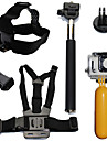 Accessory Kit For Gopro Waterproof Floating For All Action Camera Xiaomi Camera Gopro 5 Gopro 4 Session Gopro 4 Gopro 3 Gopro 3+ Gopro 2