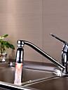 Kitchen Sink Universal Adapter LED Faucet Nozzle (Monochrome)