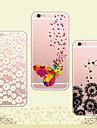 maycari®beauty zachte transparante TPU achterkant van de behuizing voor iphone5 / iphone 5s (verschillende kleuren)