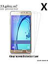 ipush Protector de pantalla LCD de alta definicion de alta transparencia para la galaxia ON7 (3 piezas)