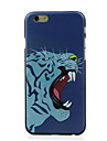For iPhone 6 Case / iPhone 6 Plus Case Pattern Case Back Cover Case Animal Hard PC iPhone 6s Plus/6 Plus / iPhone 6s/6