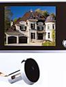 Беспроводное Снято 3.5 Гарнитура 2.0 mega pixel camera resolution Один к одному видео домофона