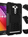 For Asus Case Shockproof / with Stand Case Back Cover Case Armor Hard PC ASUS