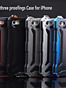 Metal Waterproof & Shatterproof Full Body Case for iPhone 6s 6 Plus SE 5s 5