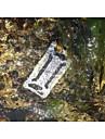 de metal a prova de agua de casos de aluminio Gorilla Glass + esportes bracadeira para iphone 6s 6 mais