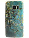 For Samsung Galaxy S7 Edge Pattern Case Back Cover Case Tree TPU Samsung S7 edge / S7 / S6 edge plus / S6 edge / S6