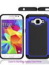 Para Samsung Galaxy Capinhas Antichoque Capinha Capa Traseira Capinha Armadura PC Samsung Grand Prime / Core Prime