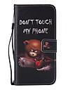 Pour Samsung Galaxy S7 Edge Portefeuille Porte Carte Avec Support Clapet Coque Coque Integrale Coque Dessin Anime Cuir PU pour SamsungS7