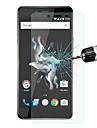 0,26 milimetros 9h 2.5d a prova de explosao protetor de tela de vidro temperado para OnePlus x
