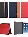 Retro Fashion Deluxe Leather flip Wallet Stand Case For Apple iPad Air 2/6