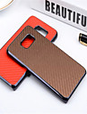 For Samsung Galaxy S7 Edge Plating Case Back Cover Case Geometric Pattern PC SamsungS7 edge plus / S7 edge / S7 / S6 edge plus / S6 edge