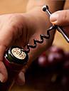из нержавеющей стали для бутылок вина штопор металла брелок открывалка для бутылок на открытом воздухе