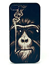 Kinston® Smoking Monkey Pattern PU Leather case For iPhone 7 7 Plus 6s 6 Plus SE 5s 5c 5 4s 4