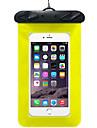 Сухие боксы Водонепроницаемые сумки Сотовый телефон Защита от влаги Подводное плавание и снорклинг PVCКрасный Желтый Зеленый Синий