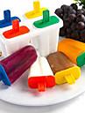Symphony 4-color DIY Popsicle Mold