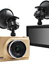 Registrador de la conduccion de 1080p de alta definicion de 170 grados de angulo amplio de mini Novatek monitoreo de sigilo cuadro negro