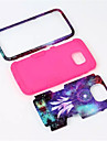 For Samsung Galaxy Case Shockproof / Pattern Case Back Cover Case Armor PC Samsung S6