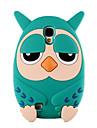 Carino Custodie Owl in silicone per Samsung Galaxy S4 i9500 (colori assortiti)