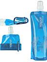 Garrafa & Copo para ViagemForTalheres e Copos de Viagem Plastico Azul 12*4*3CM