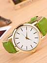 Women's New European Style Fashion Simple Wrist Watch Cool Watches Unique Watches
