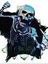 Car Stickers Skeleton Fear Body Stickers Graffiti Car Decals
