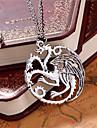 Ожерелье Ожерелья с подвесками Бижутерия Свадьба Для вечеринок Повседневные Новогодние подарки Птица Любовь По заказу покупателя