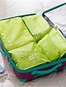 Travel Travel Bag / Luggage Organizer / Packing Organizer Travel Storage / Luggage Accessory Fabric