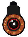 photo circonscrites flash de lumiere pour iphone / samsung / telephone portable universel