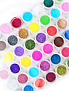 45 Manucure De oration strass Perles Maquillage cosmetique Nail Art Design