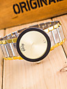 Women\'s Fashion Rhinestones Steel Belt Quartz Wrist Watch Cool Watches Unique Watches