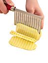 1 ед. Cutter & Slicer For Для овощного / Для фруктов Нержавеющая сталь Высокое качество / Творческая кухня Гаджет / Оригинальные