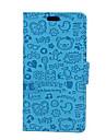 For Nokia Case Wallet / Card Holder / with Stand Case Full Body Case Cartoon Hard PU Leather NokiaNokia Lumia 950 / Nokia Lumia 850 /