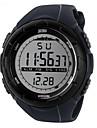 SKMEI Masculino Relogio Esportivo Relogio de Pulso Relogio digital DigitalLCD Calendario Cronografo Impermeavel alarme Luminoso