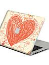 1 pc Scratch Proof PVC Body Sticker Heart Pattern For MacBook Pro 15'' with Retina / MacBook Pro 15'' / MacBook Pro 13'' with Retina / MacBook
