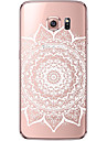 Mandala Pattern TPU Soft Back Cover Case for Galaxy S6/S6 Edge/Galaxy S7/Galaxy S6 edge Plus/Galaxy S7 edge