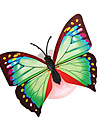 10pcs/Pack Random Color Butterfly Sucker Night Light