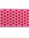 1 Выпечка Инструмент выпечки Пироги / Пицца / Шоколад / Лед / Хлеб / Торты / Печенье / Cupcake Силикон Формочки для выпечки