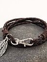 Leather Weave Bracelet (1 Set) Christmas Gifts