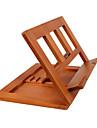Wooden Adjustable Stand for Tablet Laptop Reading 34*23.5*2.8cm