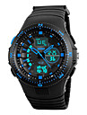 Skmei® Men's Outdoor Sports Quartz Digital Multifunction Wrist Watch 30m Waterproof Assorted Colors