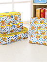 путешествия пакет печать шесть частей пакета путешествия, содержащего 6 комплектов мешков для хранения отделочных