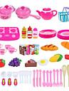 果物/野菜がおもちゃにDIYのおもちゃセットをプレイふりを切断調理54pcs