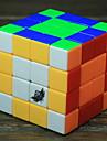 / Magiske terninger 4*4*4 / Glat Speed Cube Regnbue Plastik Legetøj