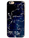 Blue Marble Pattern Material TPU Phone Case for iPhone 7 7 Plus 6s 6 Plus SE 5s 5