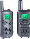 T899C Радиотелефон 0.5W 8 Channels 400-470 мГц AAA alkaline battery 3 - 5 кмVOX / Шифрование / LCD дисплей / Монитор / Сканер /