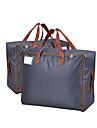 Luggage Organizer / Packing Organizer Travel Tote Travel Storage for Travel StorageDark Blue Blue