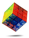 Yongjun® Smooth Speed Cube 3*3*3 Professional Level Magic Cube Transparent Yulong Anti-pop / Adjustable spring ABS
